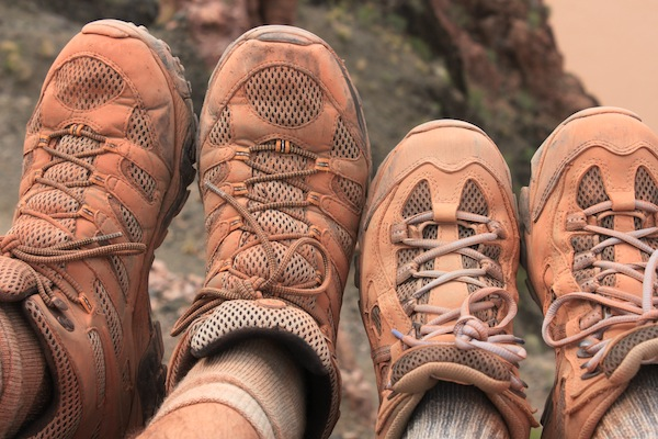 13 - Dusty Boots on the South Kaibab