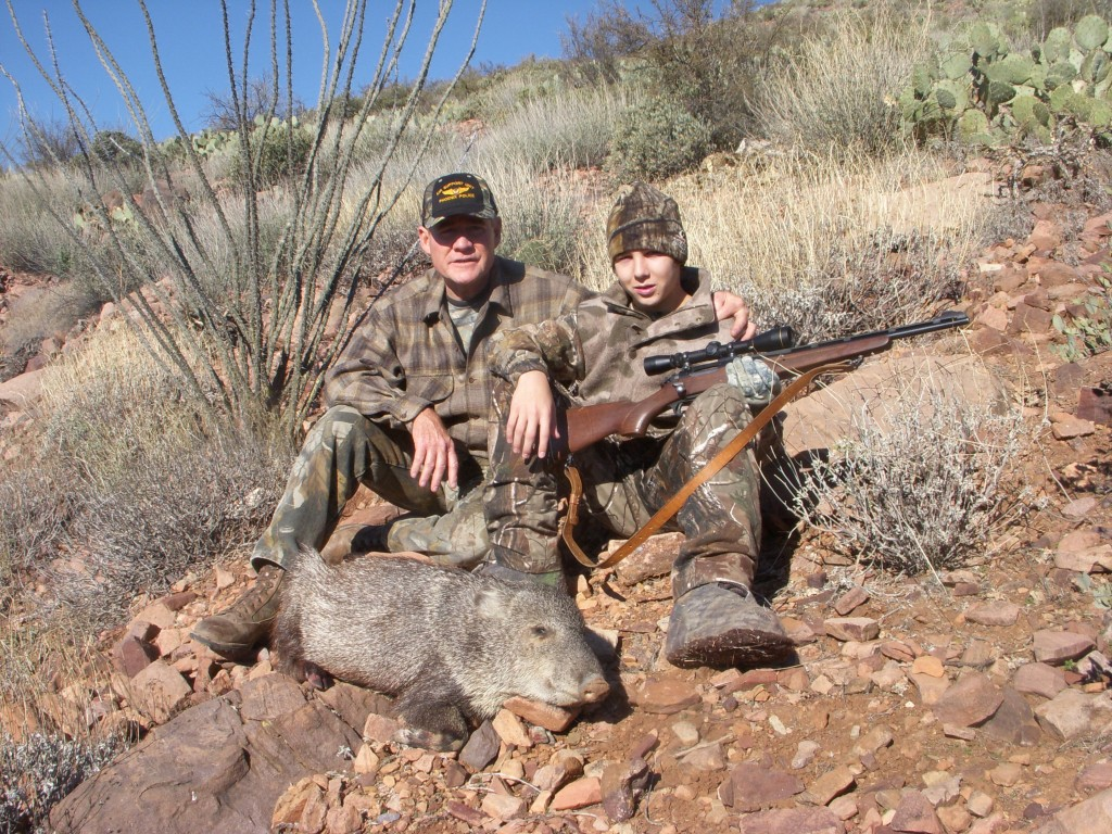 Arizona Junior Javelina Season