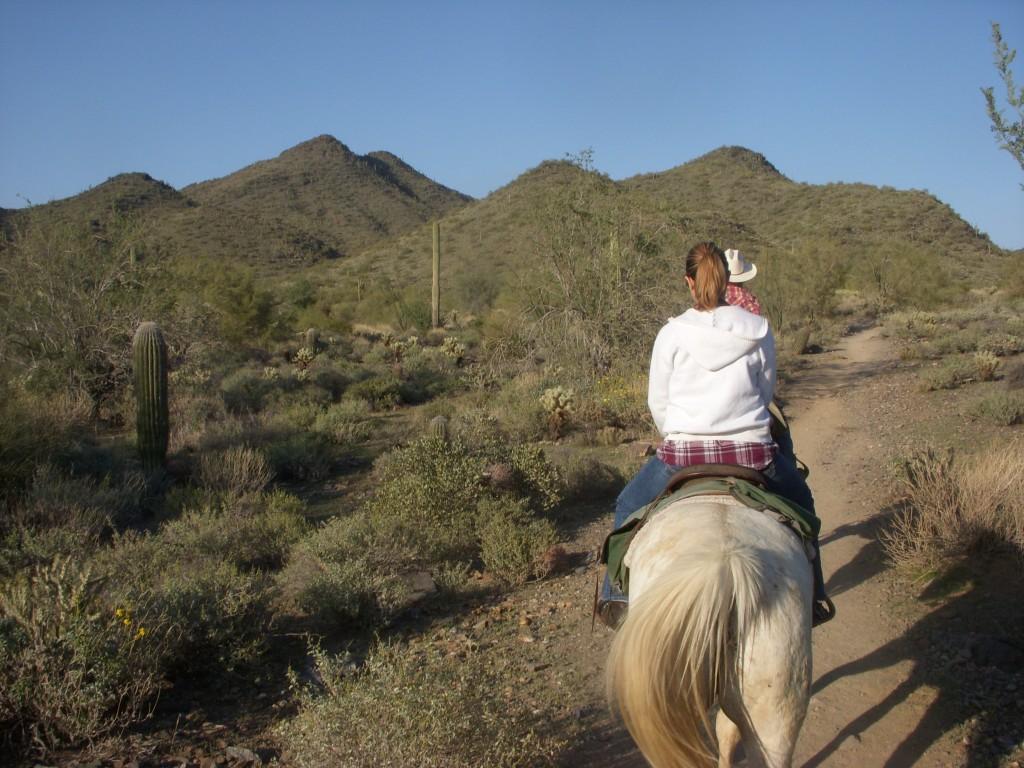 Cave Creek Trail Rides
