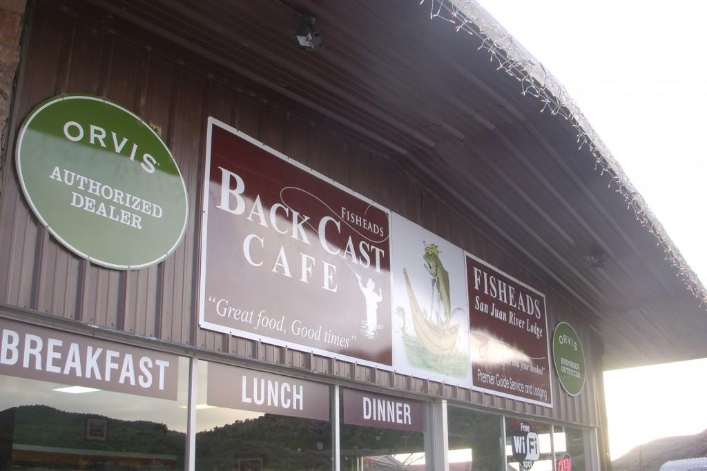 Fisheads/Back Cast Cafe
