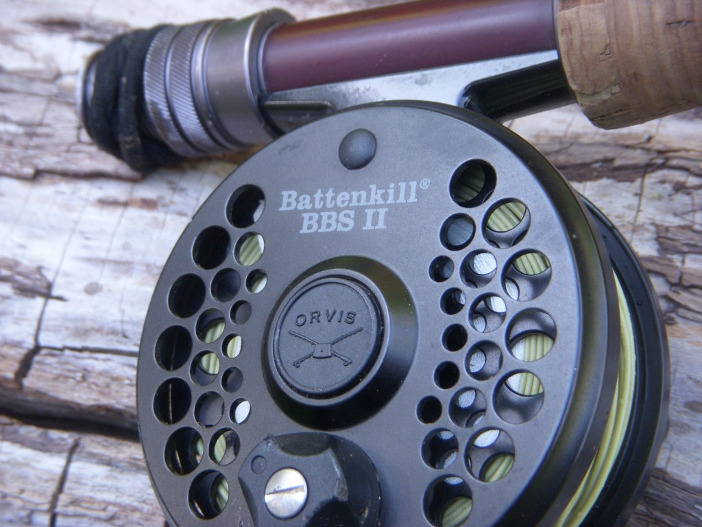 Battenkill Bar Stock Reel