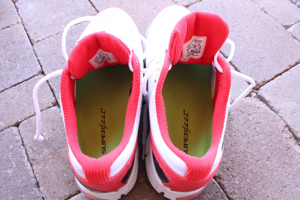 Green Superfeet Insoles