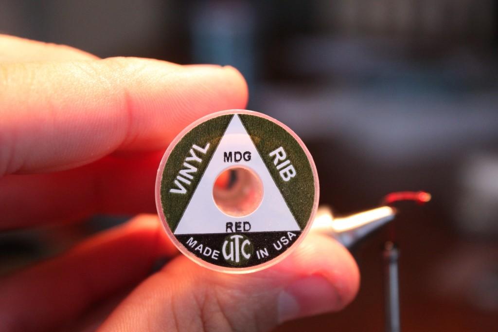 Midge (MDG) Vinyl Rib