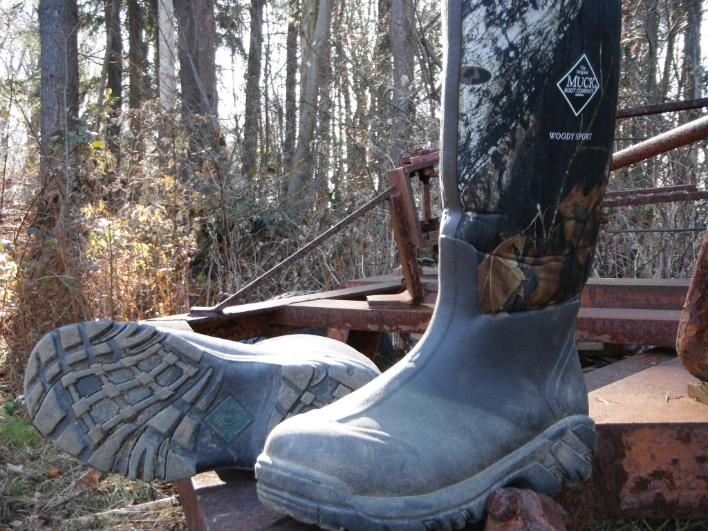 Rambling Review - Woody Sport Muck Boots - Arizona