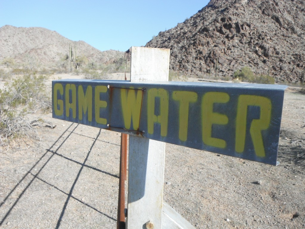 Game Water