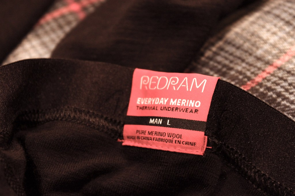 Redram Thermal Underwear
