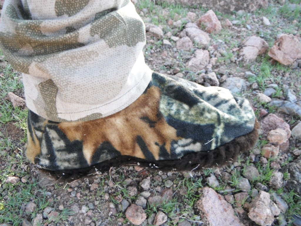 Crooked Horn Outfitters Safari Sneakers