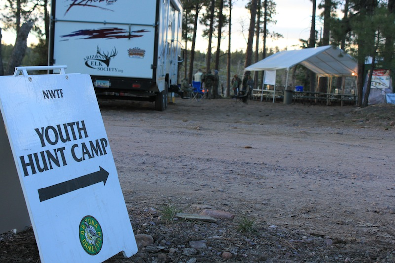 4 - NWTF Youth Camp