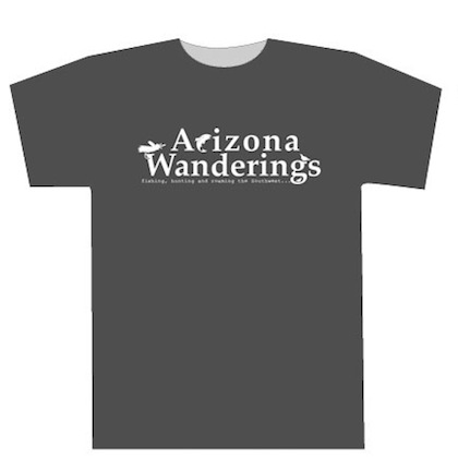 AZ Wanderings Shop