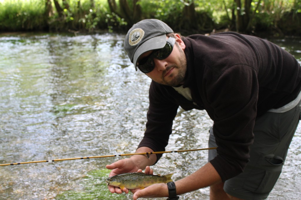 Fly Fishing in France
