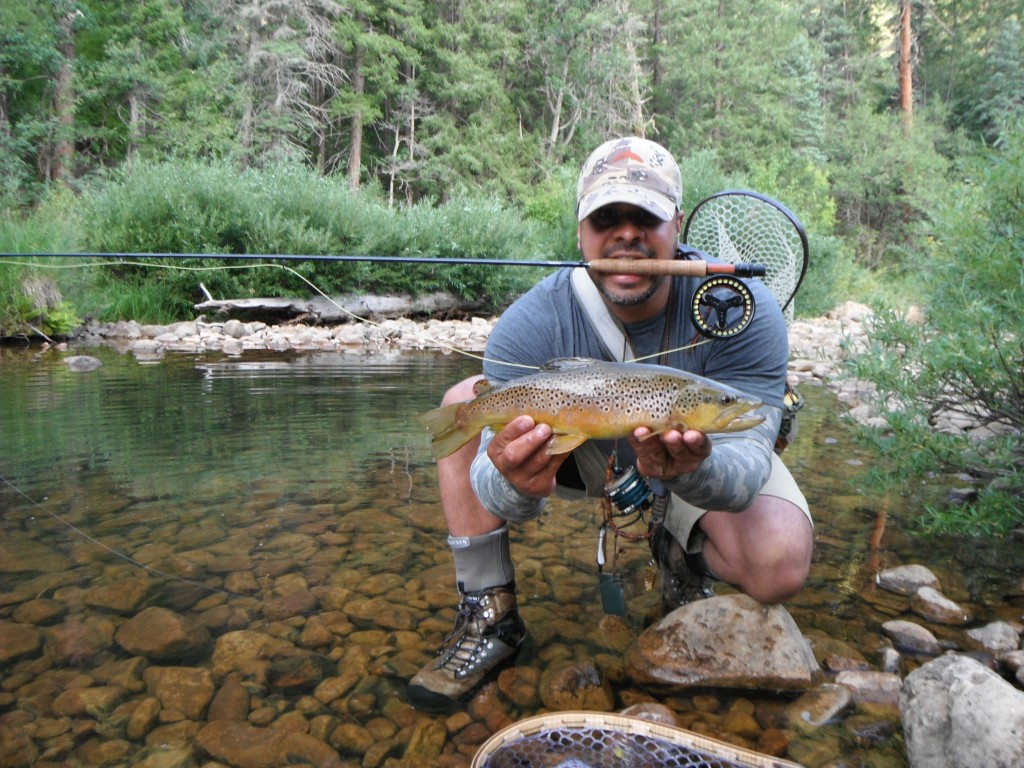 fly fishing arizona heaven on earth arizona