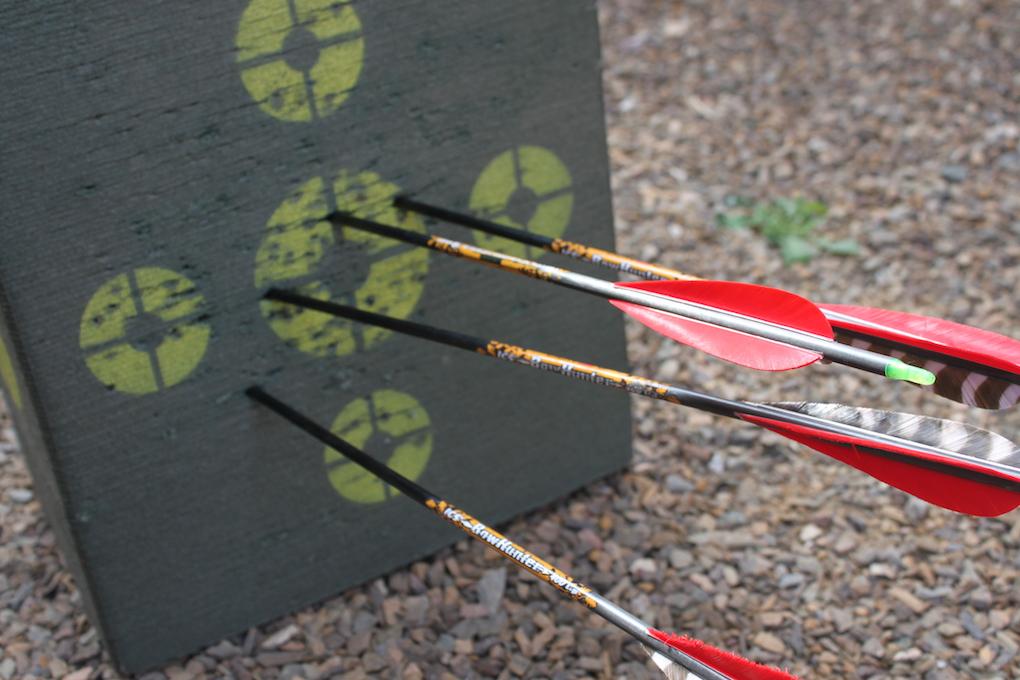 Flinging Arrows