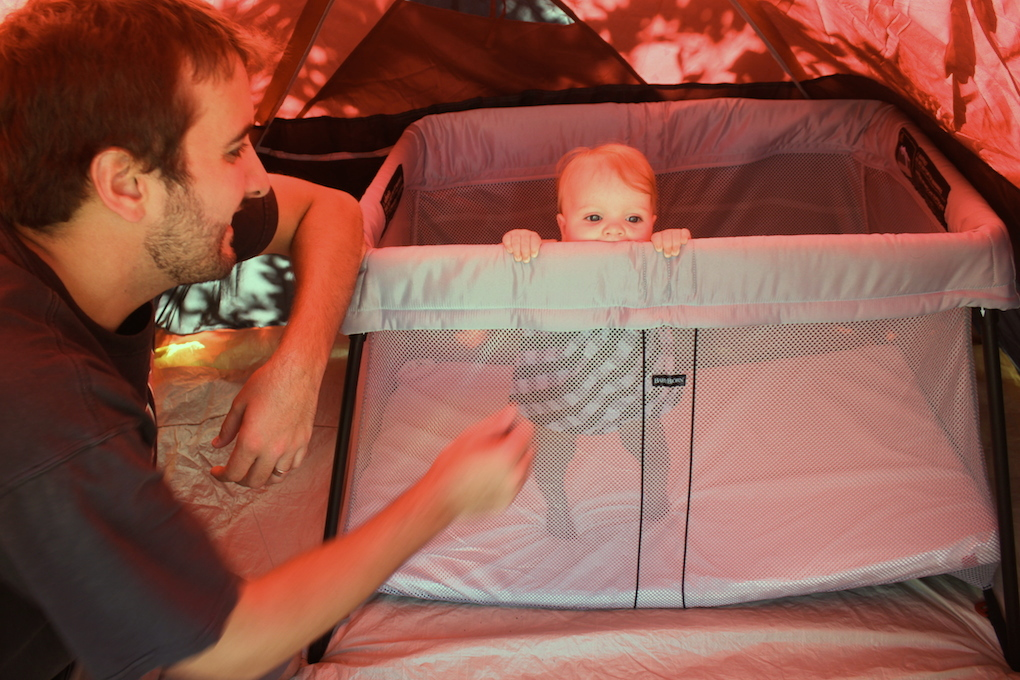 BabyBjörn Travel Crib Light