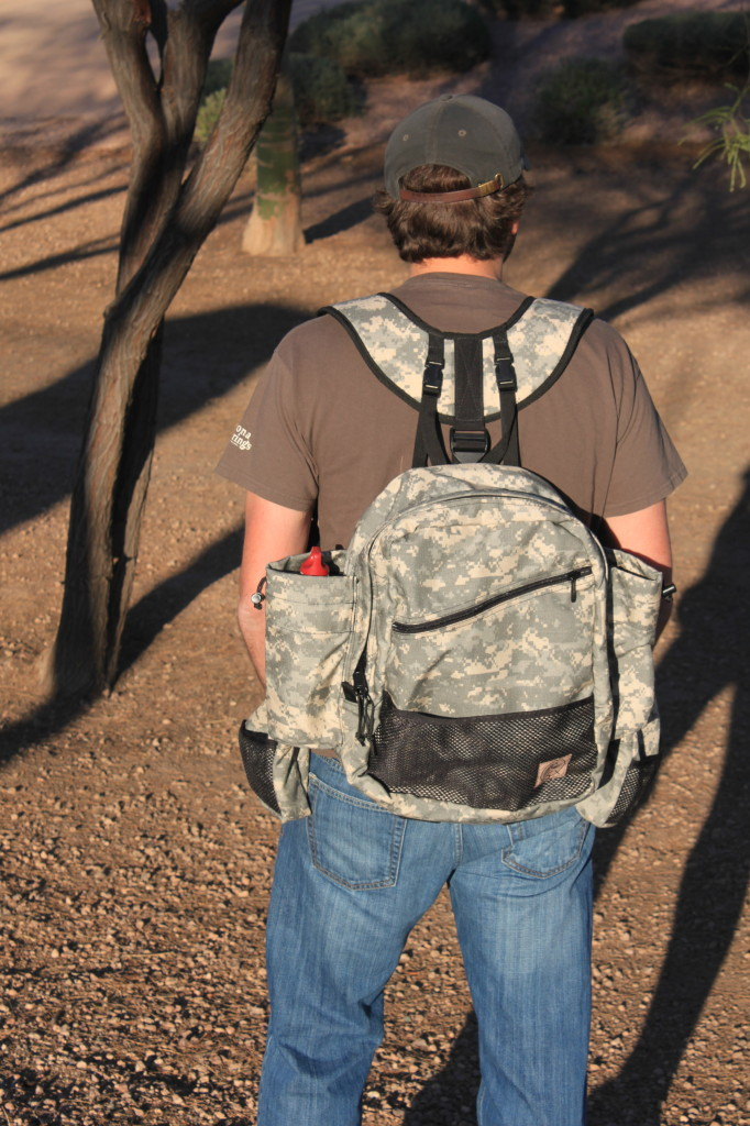 Daypack Attachment