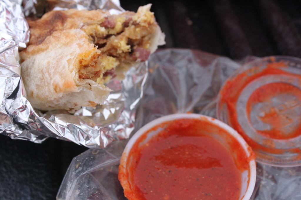 Burrito - courtesy of Doug Burt