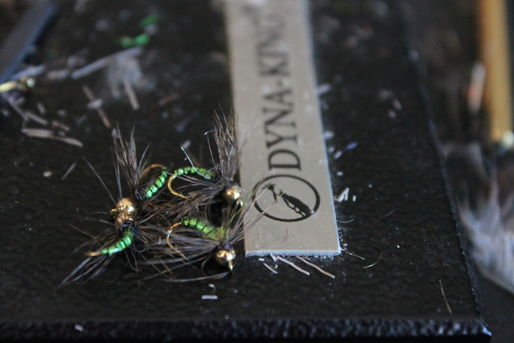 Shimmy Caddis