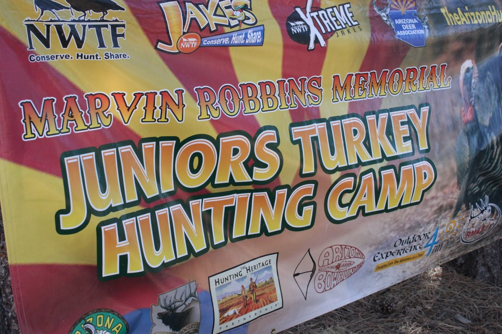 Marvin Robbins Memorial Juniors Turkey Hunting Camp
