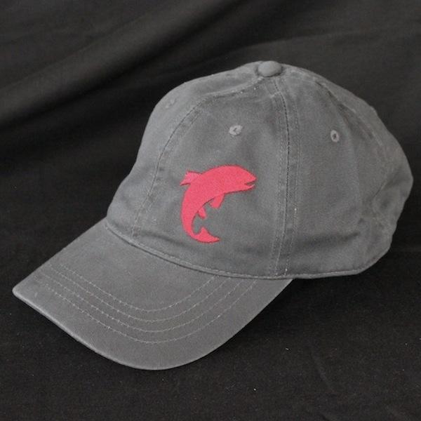 Charcoal Fish Hat