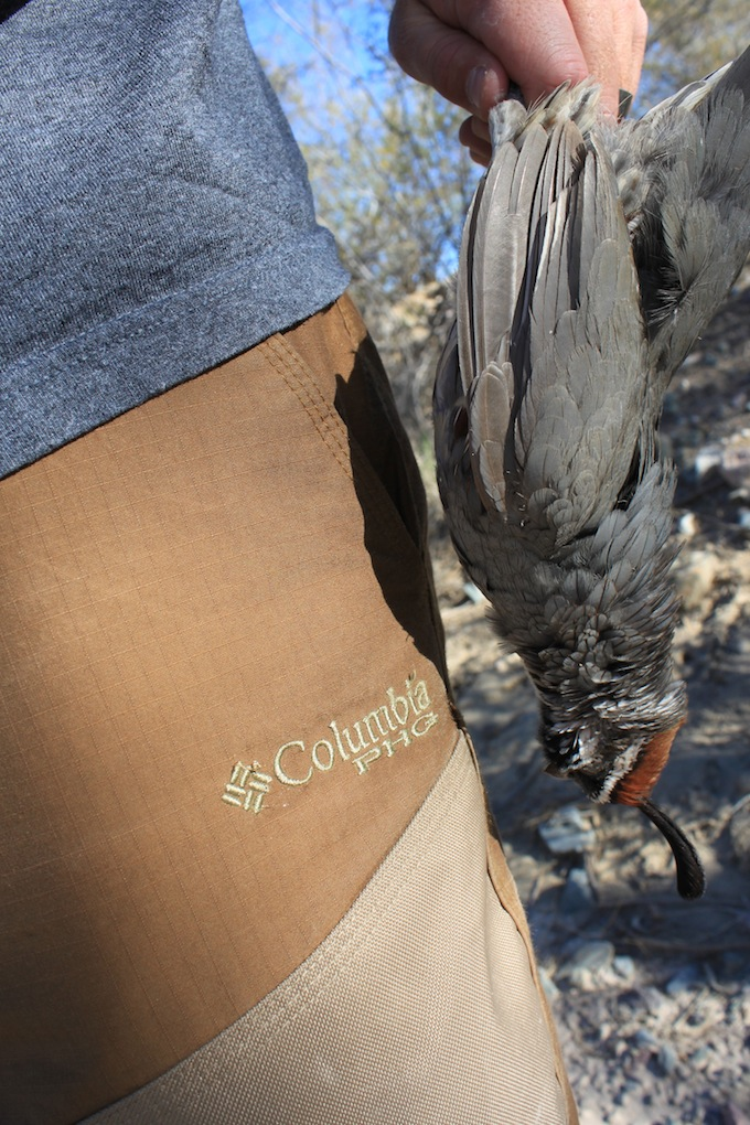 Columbia Full Flight Chukar Pants