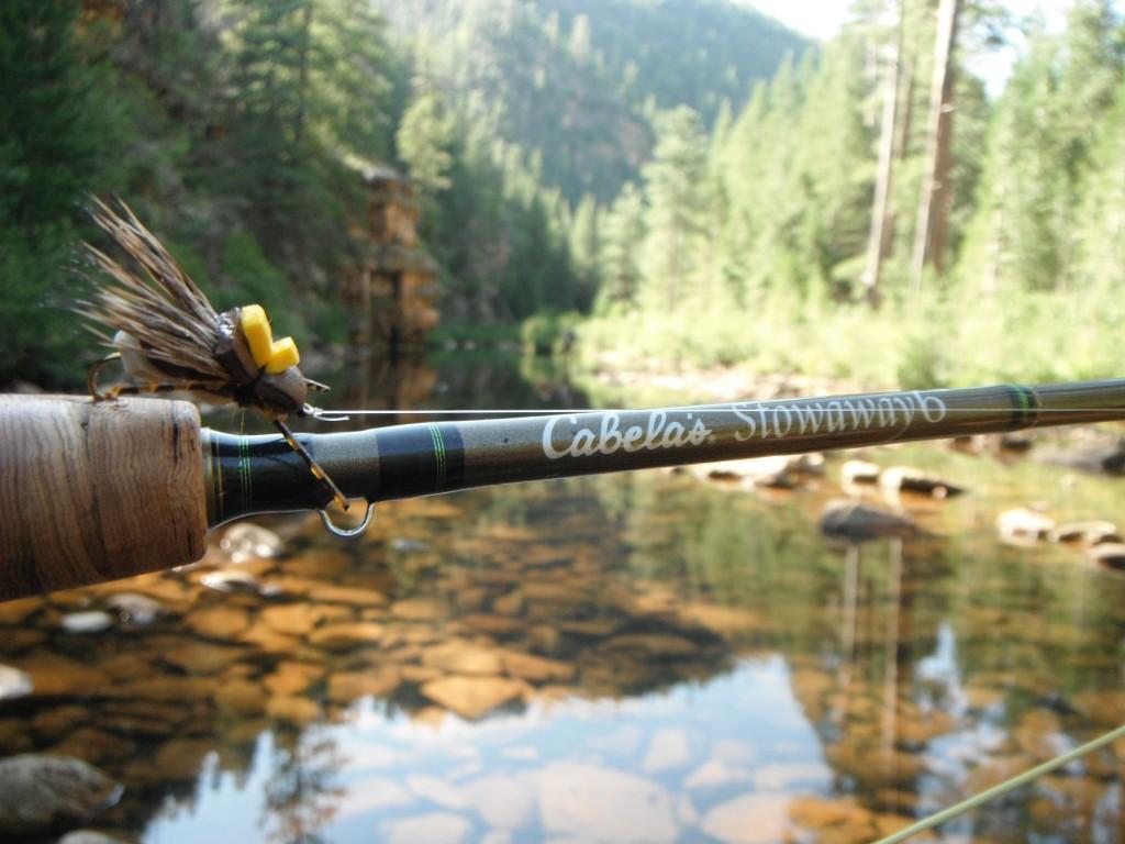 Cabela's Stowaway 6 Rod