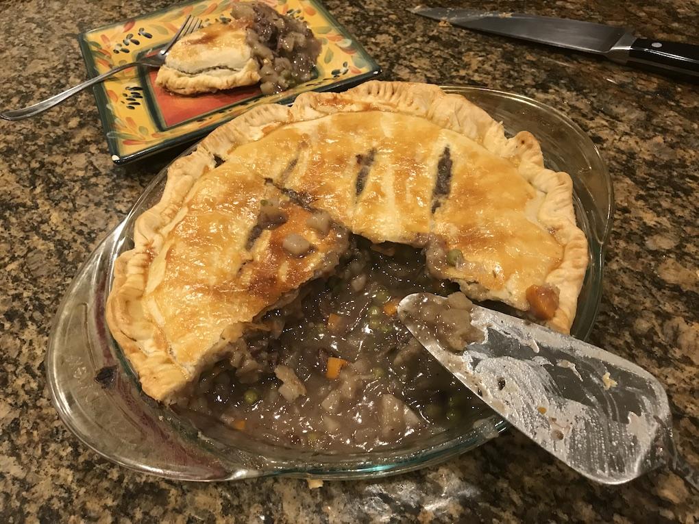 Dove Pot Pie