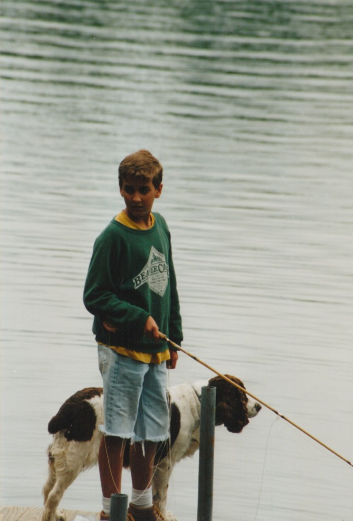 Fly Fishing: The Early Years