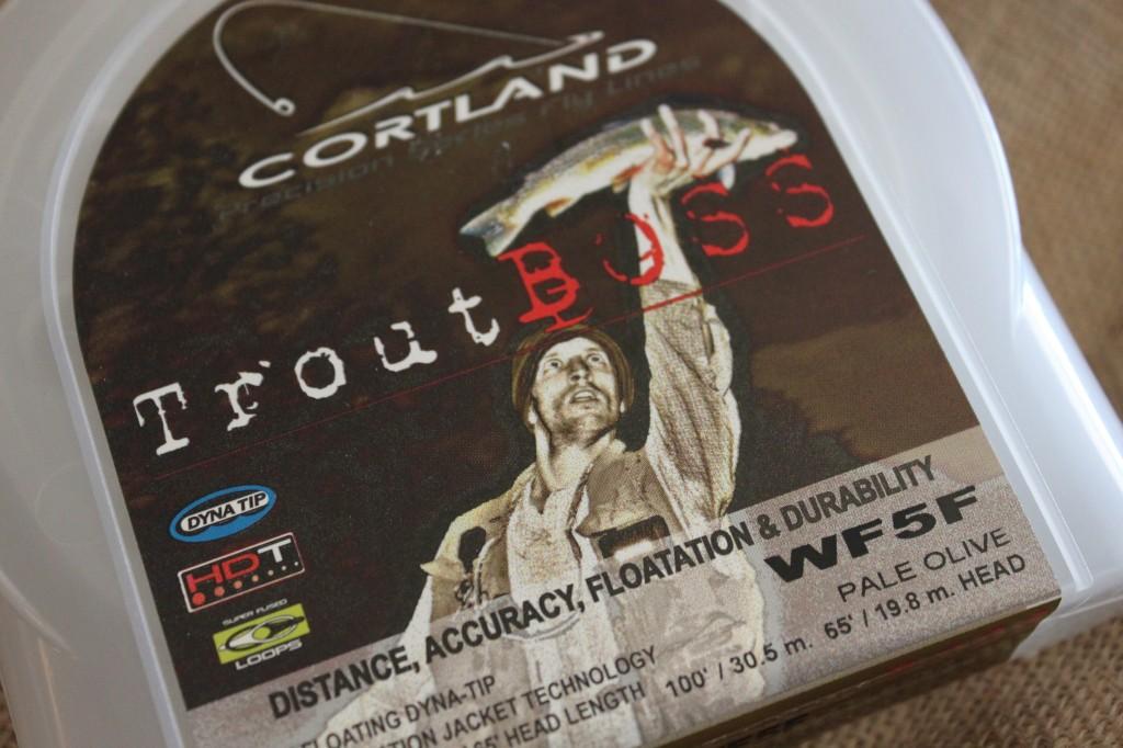 Cortland Trout Boss