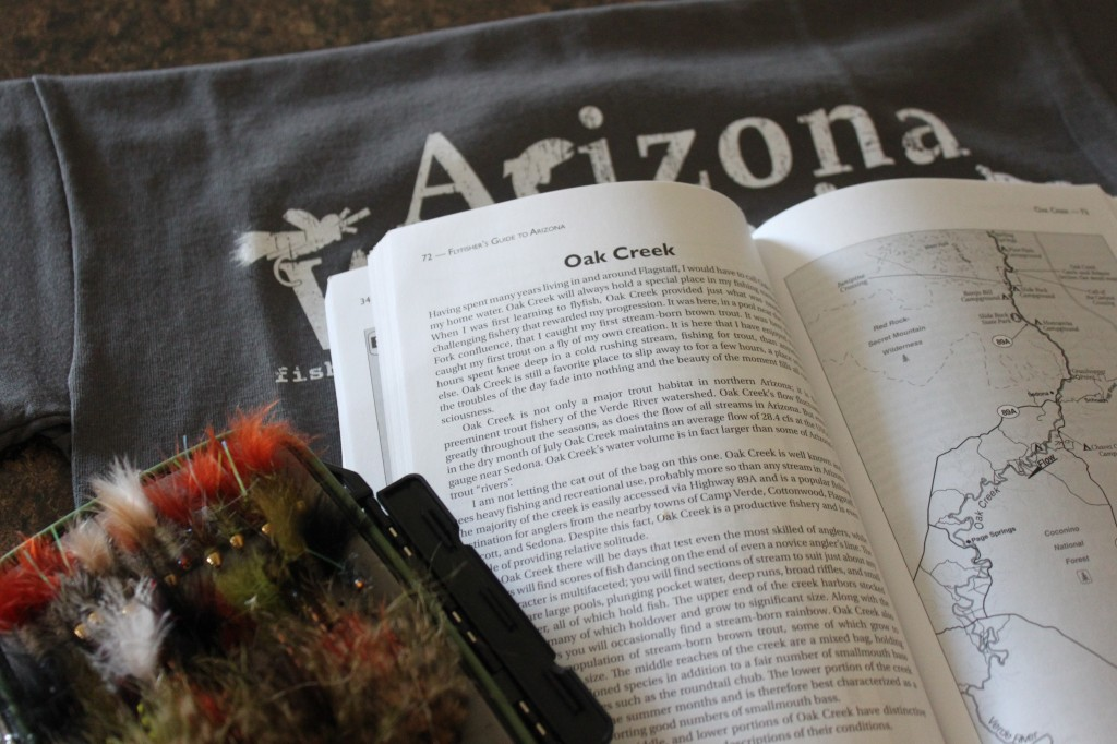 A Fly Fisher's Guide to Arizona