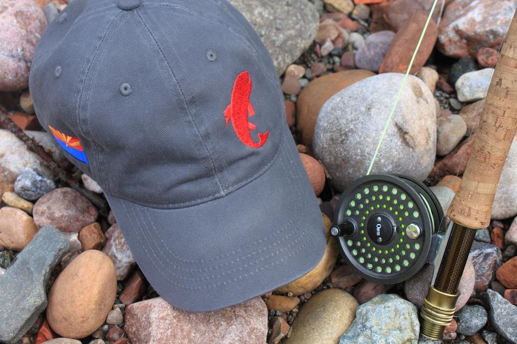Arizona Wanderings Fish Hat