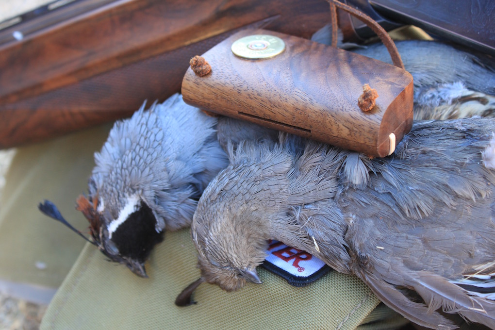 Jim Matthews Signature Quail Call