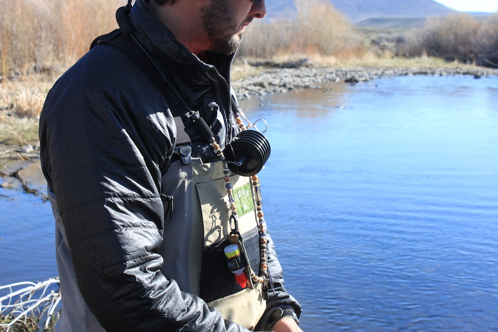 Western Visions Fly Fishing Lanyards