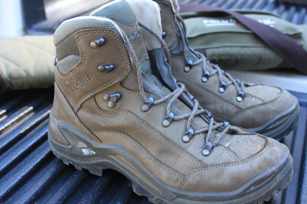 Lowa Renegade LL Boots
