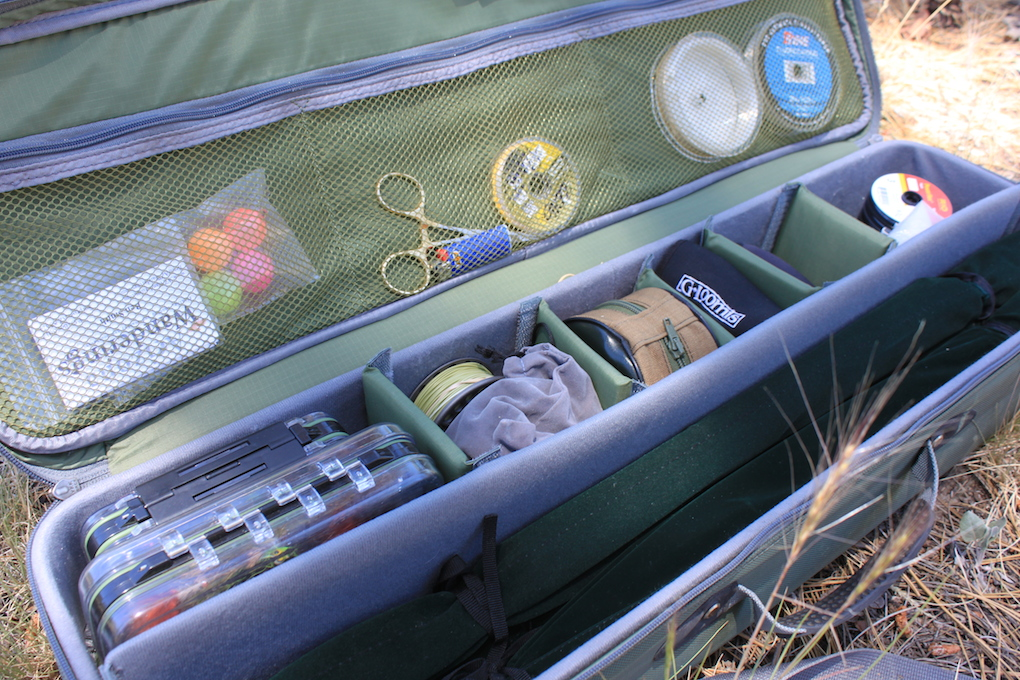 Orvis Safe Passage Carry-it-all Rod and Gear Case