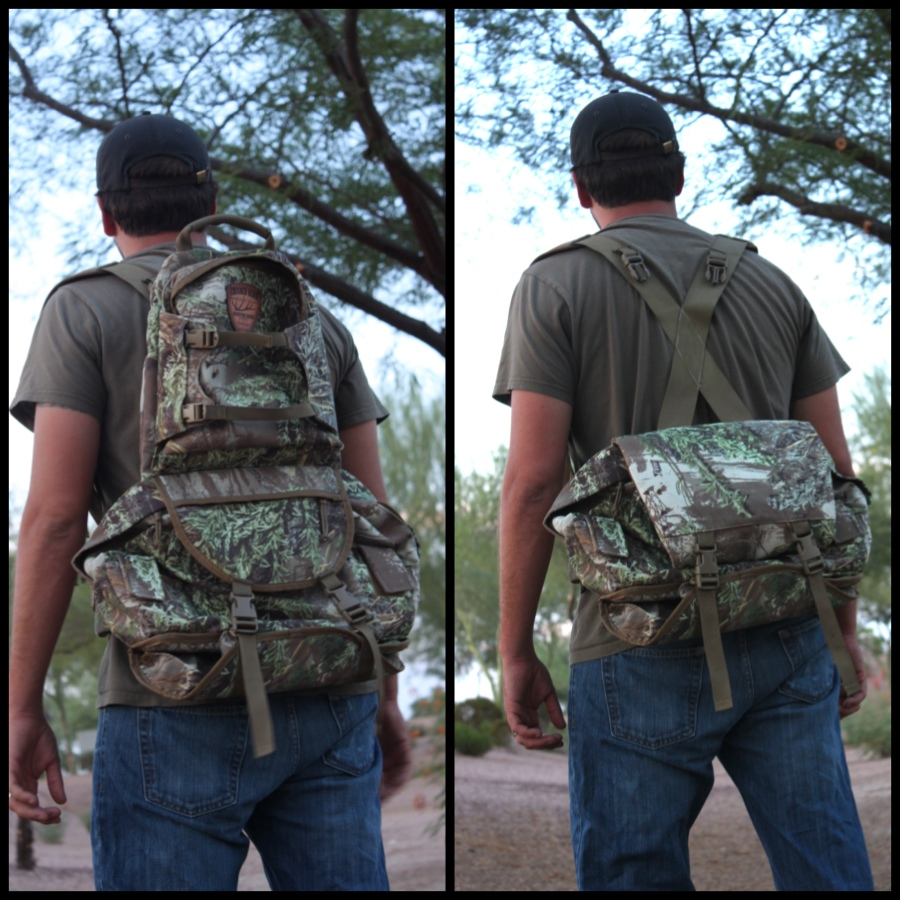 Crooked Horn Outfitters Trailblazer II Pack