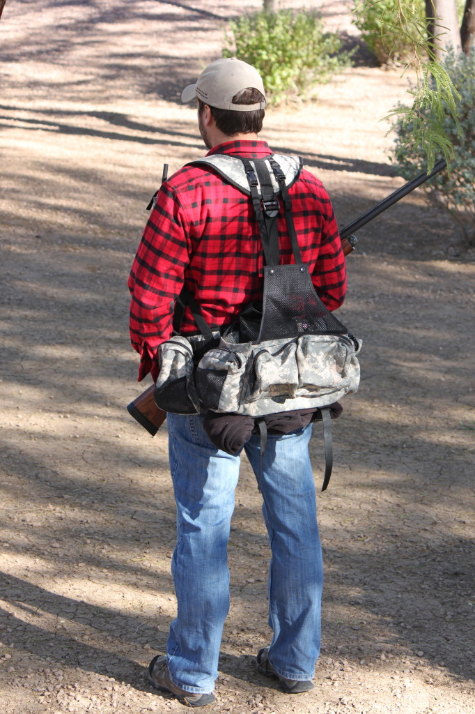 The Q5 Bird Hunting Vest
