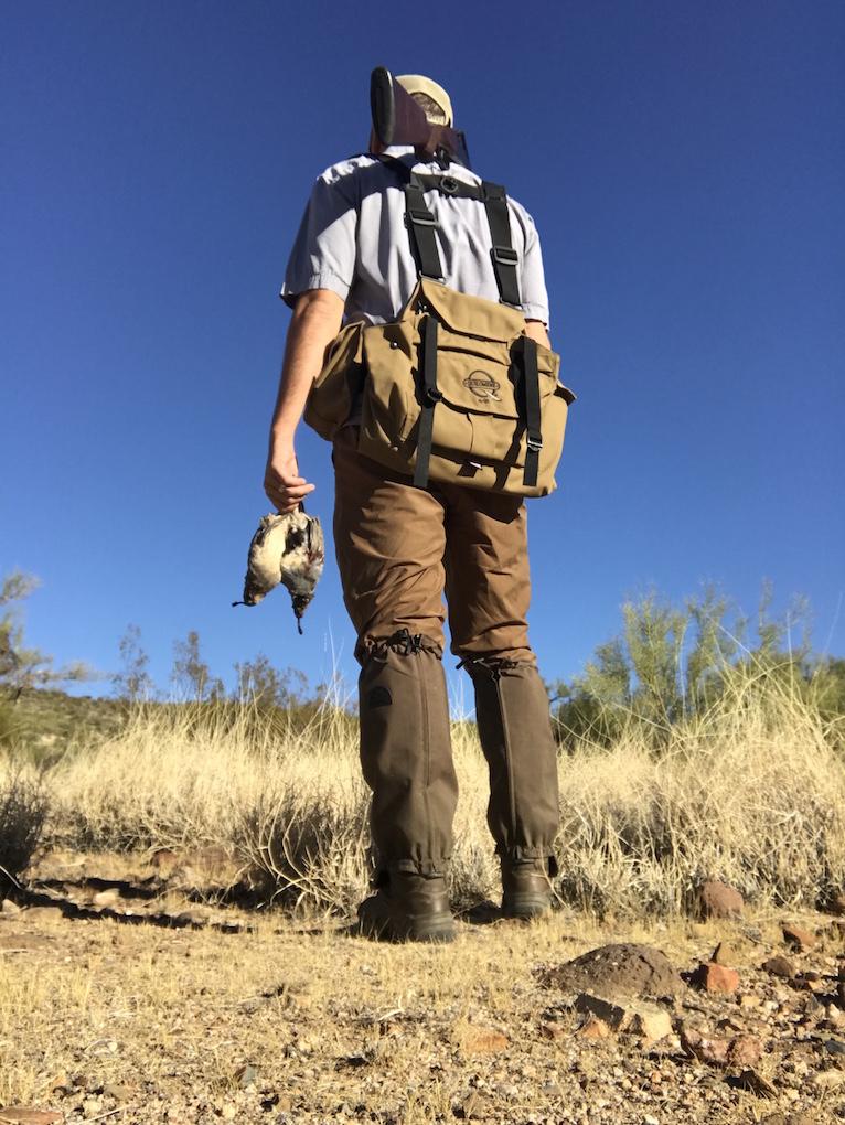 Quilomene San Carlos Bird Vest