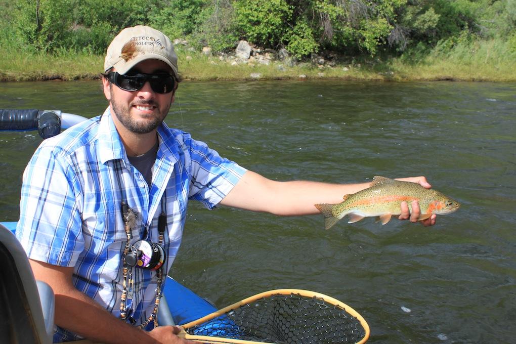 Eagle River Rainbow