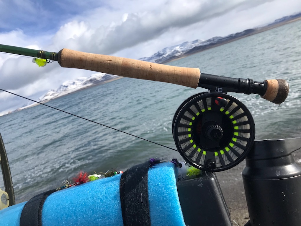 The Redington Vice Rod and the i.D Reel Combo