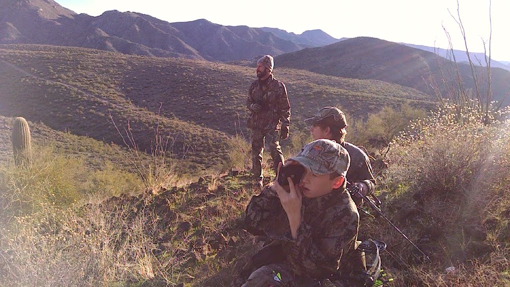 Shoot for Life Juniors Javelina Hunt