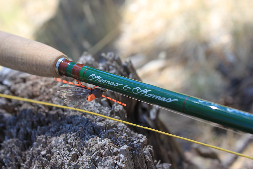 Thomas & Thomas Heirloom Fiberglass Fly Rod