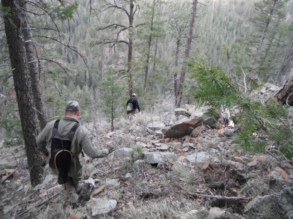 Arizona Backcountry Hiking