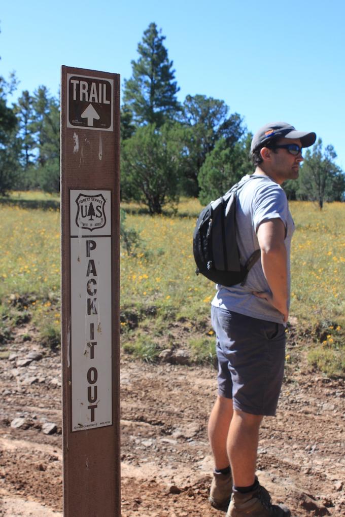 Arizona Wilderness Area