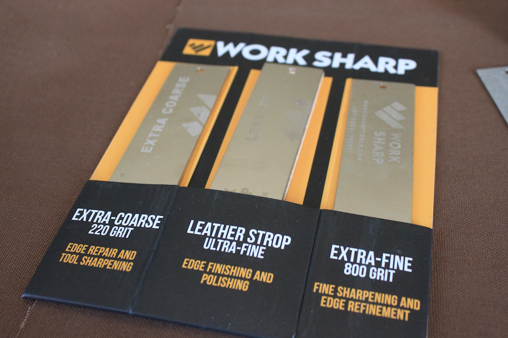 Work Sharp Guided Sharpening System - Upgrade Kit