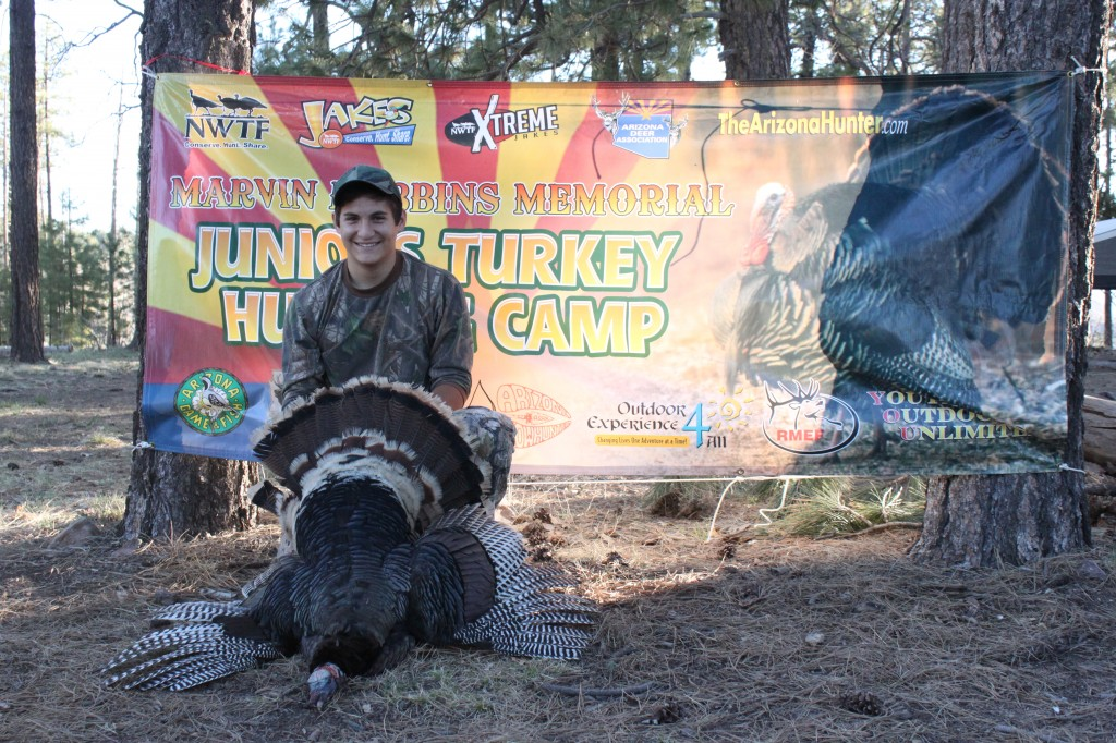 Junior Turkey Hunter