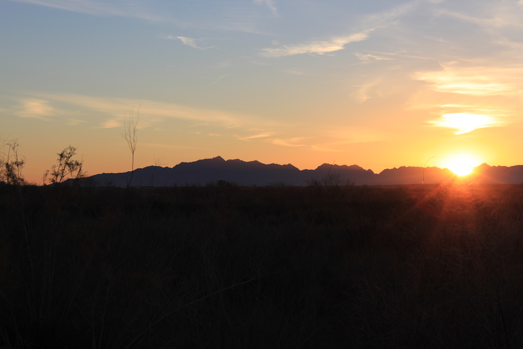 Yuma Sunrise