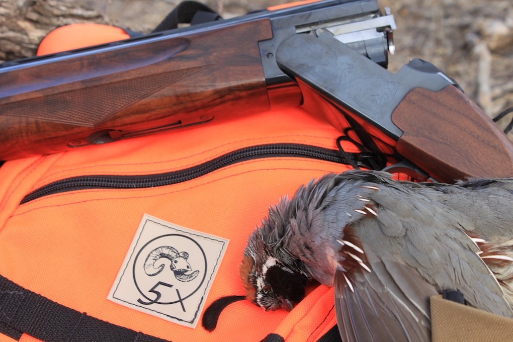 The Q5 Centerfire Hunting Vest